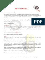 Gps vs Compass