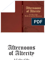 Afternoons of Alterity