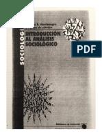 1. Introducción Al Análisis Sociológico