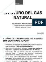 El Futuro Del Gas Natural