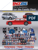 AMSOIL - Product for the Family Fleet