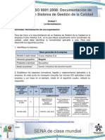 Actividad de Aprendizaje Unidad 1-La Normalizacion de Una Organizacion (2)