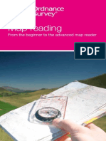 Map Reading Booklet