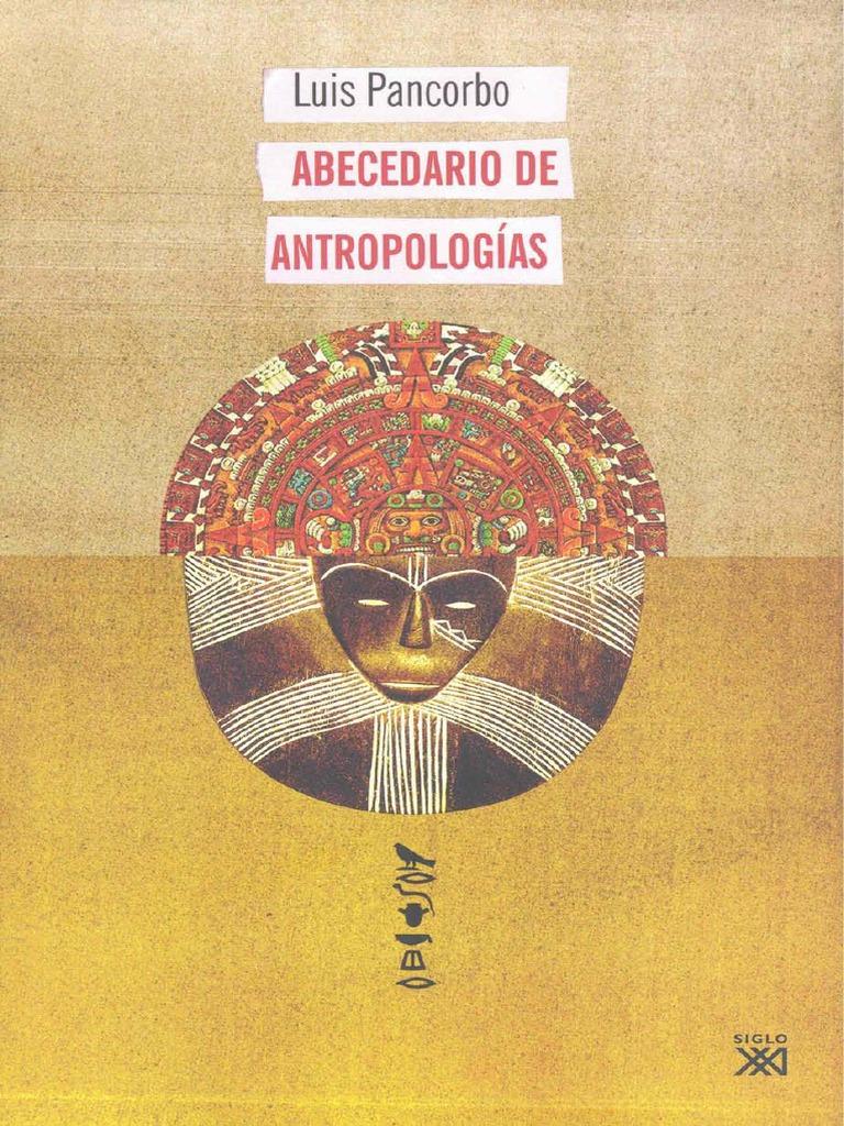 Abecedario de antropologÃas c38ca30acef