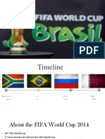 Introduction to FIFA World Cup Brazil
