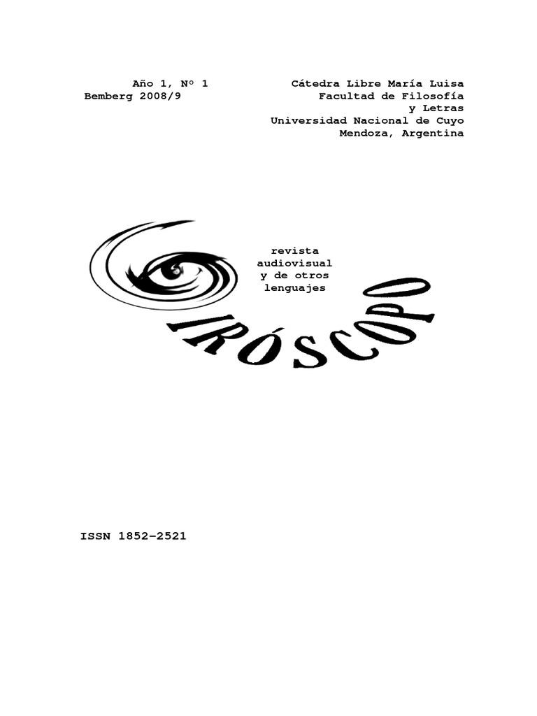 GIRÓSCOPO 1