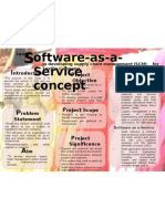 Software as aService P Concept
