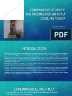 Comparative Study of the Packing Design