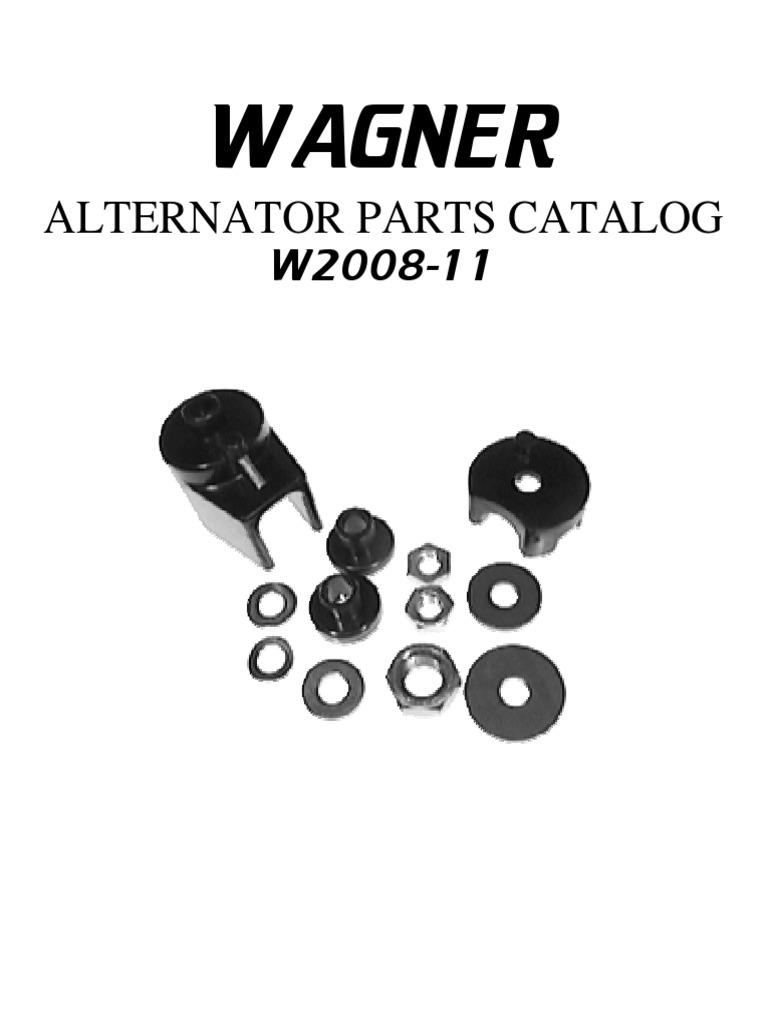 300 AMP Alternator 8237N HIGH OUTPUT CHEVY GMC CADILLAC HIGH OUTPUT MADE IN USA