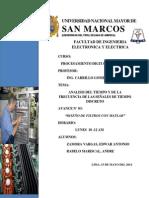 Informe N° 03 de PDS