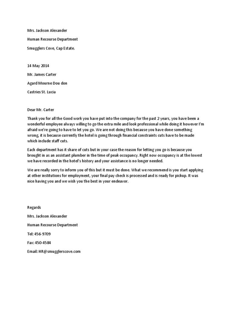 Bad news letter sample 1534216150v1 spiritdancerdesigns Images