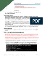 10.2.3.3 Lab - Exploring FTP - ILM