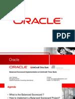Unicredit Banka Oracle