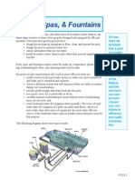 EBMUD WaterSmart Guide Pools Spas Fountains