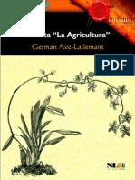 Revista La Agricultura Germán Avé-Lallemant