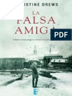 La Falsa Amiga - Christine Drews
