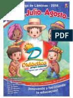 Catalogo Junio Julio Agosto-2014