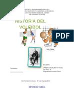 Trabajo de Alberto Voleibol