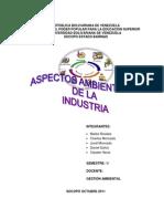 452 Trabajo Aspectos Ambientales de La Industria