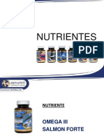 Nutrient Es 22