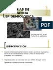 Bacterias de Import an CIA Epidemiologica