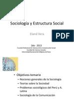 Sociologia Tema 1 La Coordenada Tiempo
