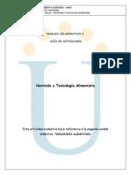 Guia de Nutricion y Toxicologia