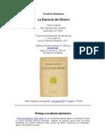 Libro-La Esencia Del Dinero