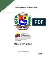Memoriam Ppps 2008