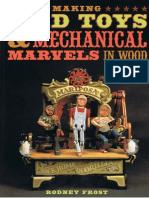 Making Toys & Mechanial in Wood