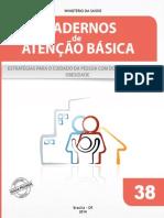 Caderno Atenção Básica Nº 38 (OBESIDADE)