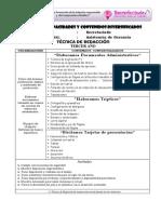 Proyecto Aprendizaje Secretariado 3