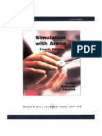 Simulation With Arena (Ed4)