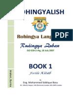 rohingyalish book 1 jun 2011