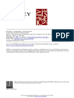 Panofsky, Iconography, And Semiotics