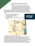 Máquinas de Flotación Neumática-celda Columna
