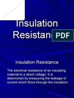 Insulation Resistance