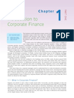 Introduction to Corporate Finance - Mcgraw-hill