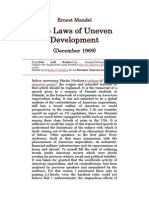Ernest Mandel - The Laws of Uneven Development