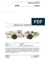 Manual Escamec 2000M