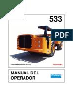 Manual Camion 533