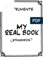 My Real Book