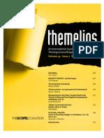 Themelios, Issue 34.3