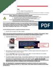 Installation Instructions SL417U Model Series