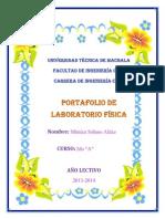Portafolio de Lab. de Fisik Monik (Reparado)