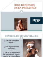 Csv Pediatria