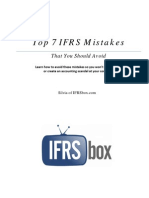 Top 7 Biggest if Rs Mistakes