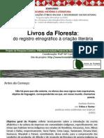 Livros Da Floresta Cynthia FAE3