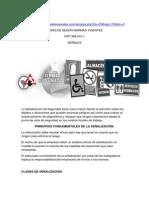 Señales de Seguridad Explicacion y Contenido en Work