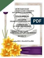 tareas de nivelacionEl pensamiento económico  sobre el desarrollo.docx